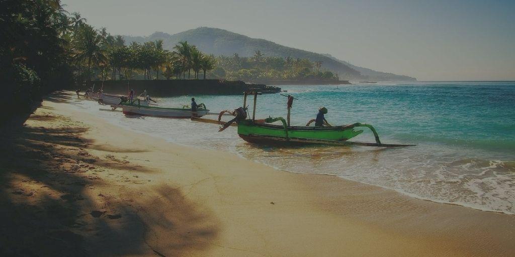 Bali Insel Indonesien